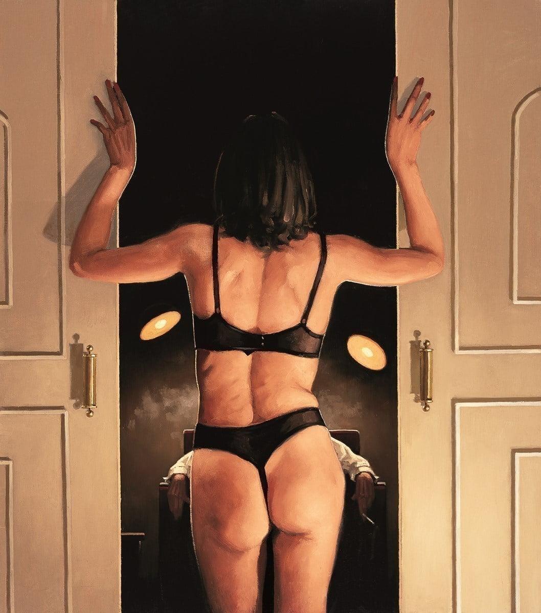 His Favourite Girl ~ Jack Vettriano