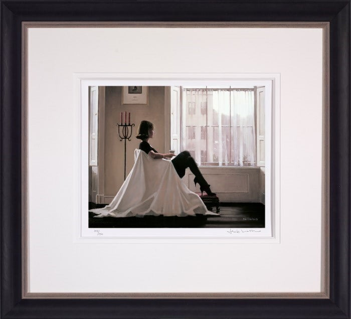 In Thoughts of You ~ Jack Vettriano