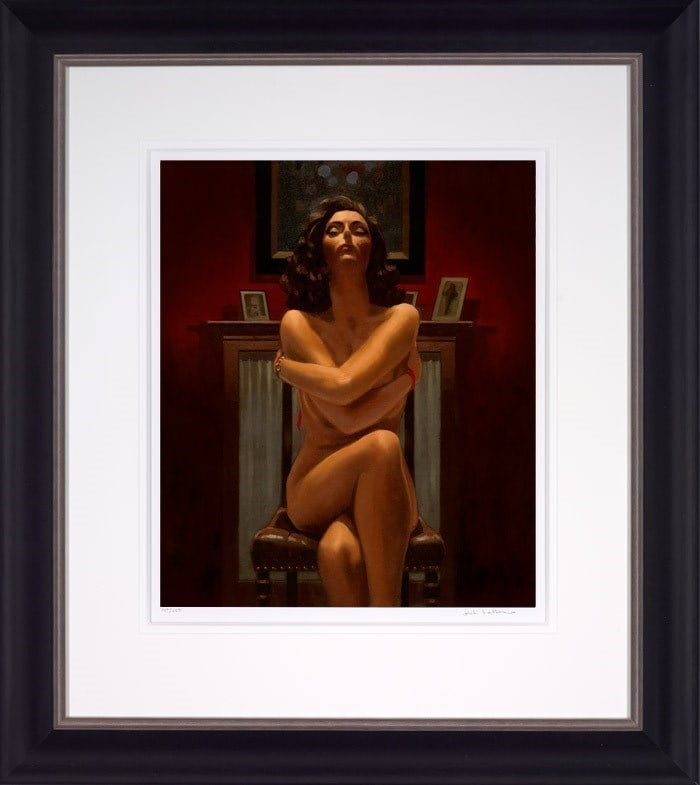 Just the Way It Is ~ Jack Vettriano