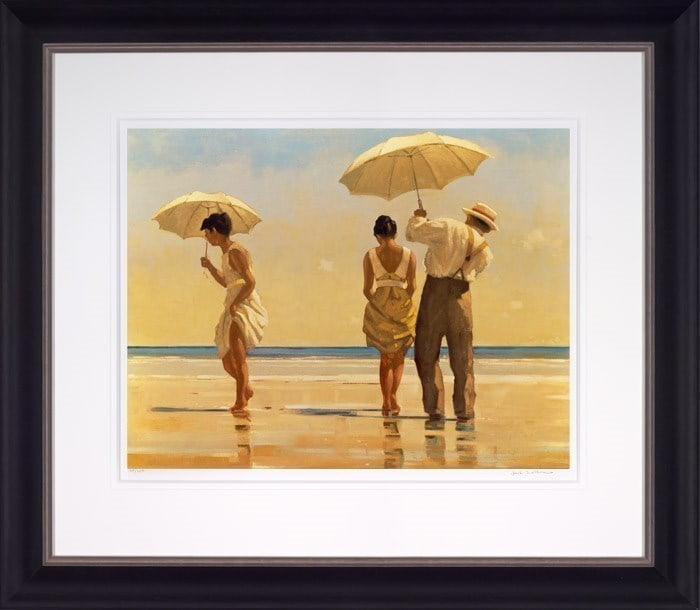 Mad Dogs... ~ Jack Vettriano