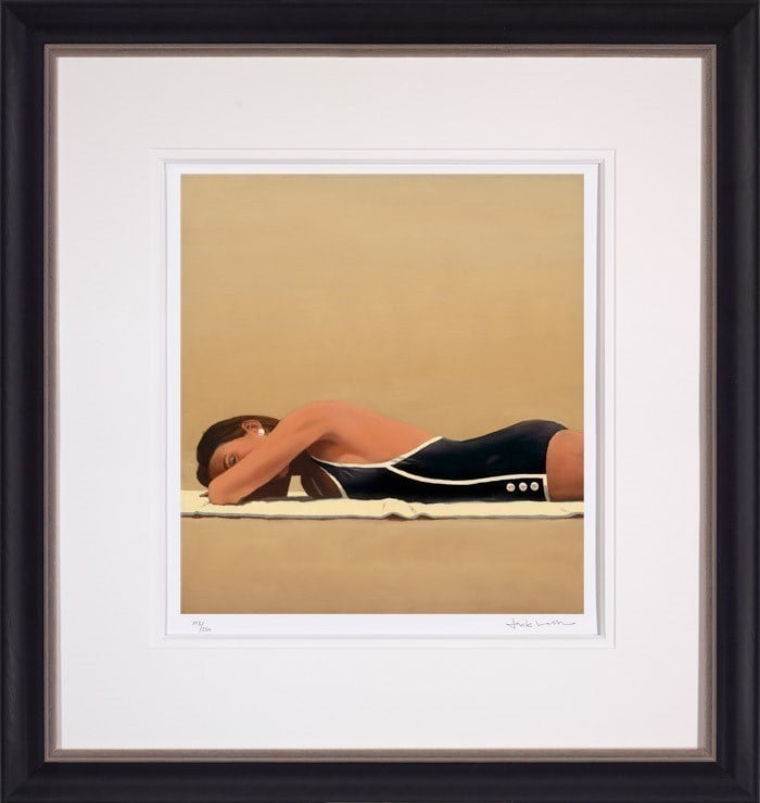 Scorched ~ Jack Vettriano