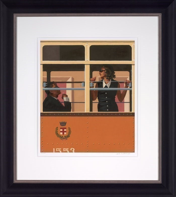 The Look of Love ~ Jack Vettriano