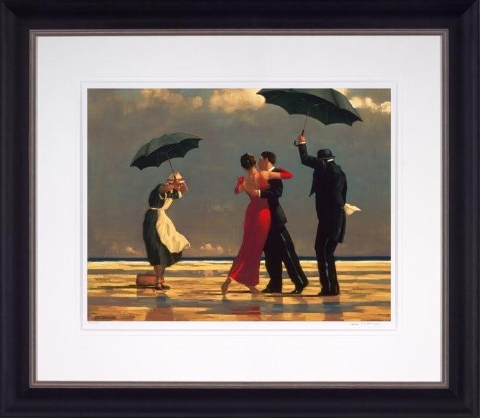 The Singing Butler ~ Jack Vettriano