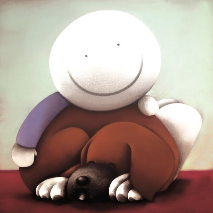 Best Seat in the House ~ Doug Hyde