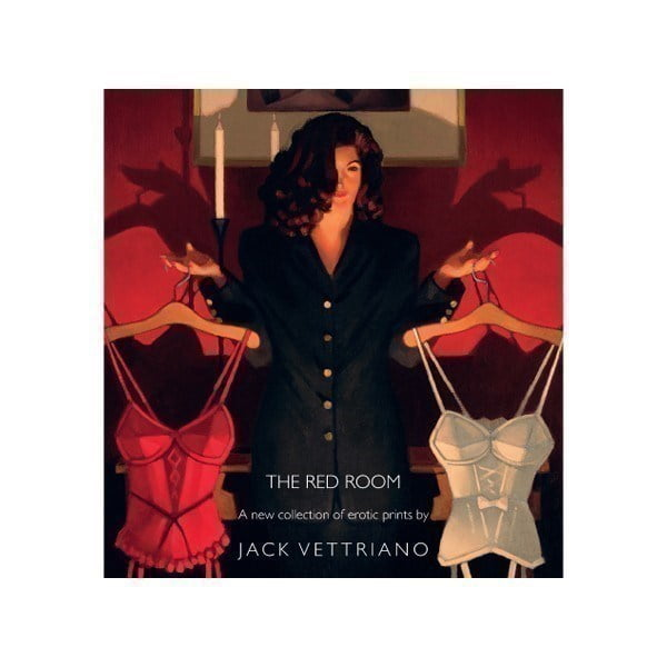 Red Room Collection ~ Jack Vettriano