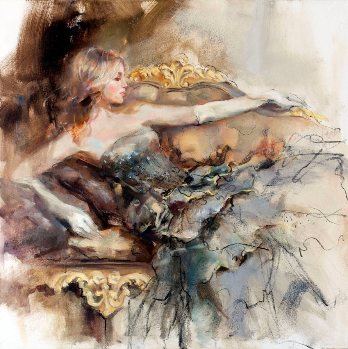 English Rose II ~ Anna Razumovskaya