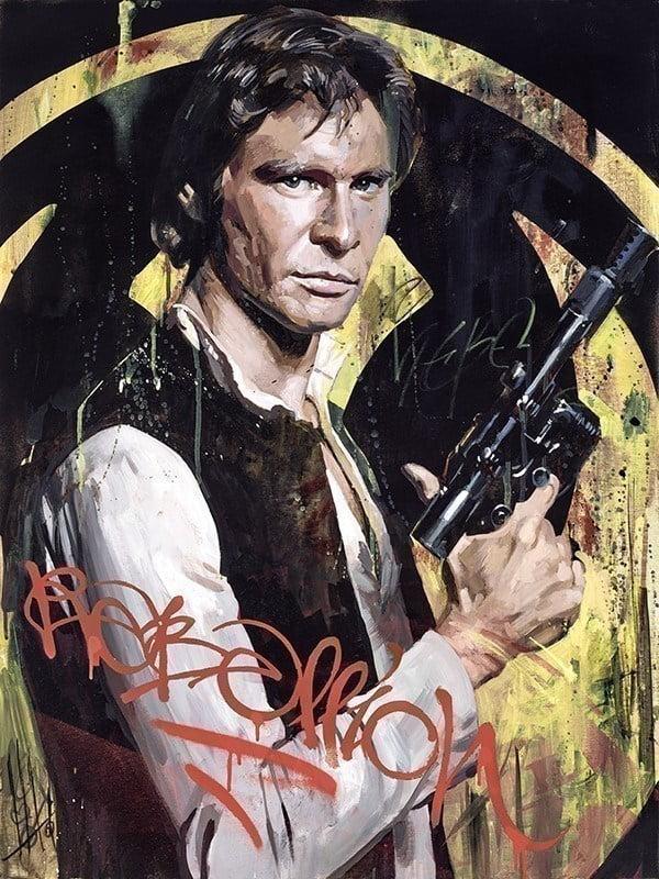 Han Solo, Star Wars ~ Zinsky