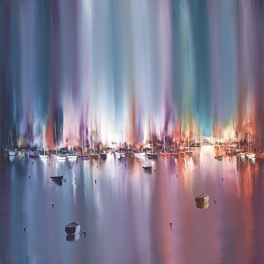 Harbour Lights ~ Philip Gray