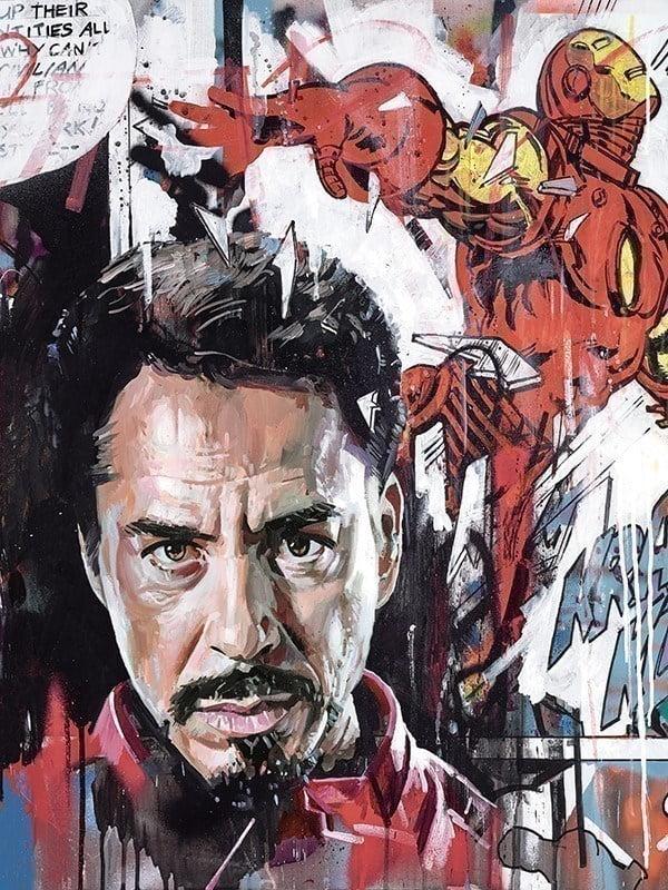 Iron Man ~ Zinsky