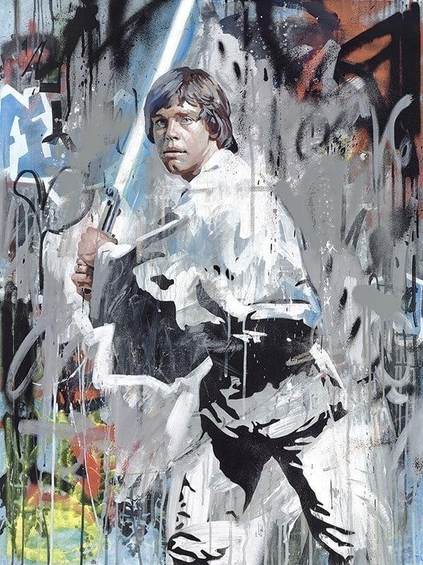 Luke Skywalker, Star Wars ~ Zinsky