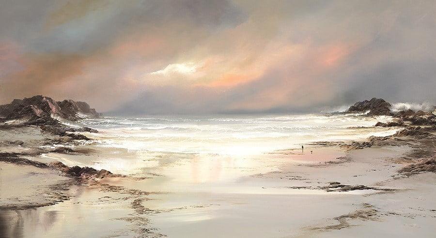 Reflective Shores ~ Philip Gray
