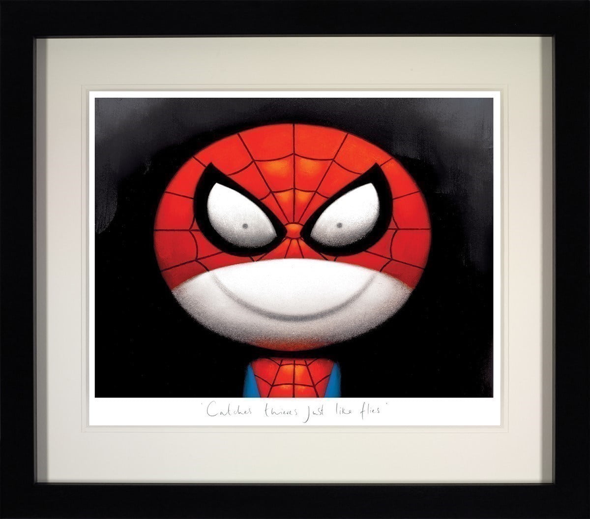 Catches Thieves Just Like Flies (Large) ~ Doug Hyde
