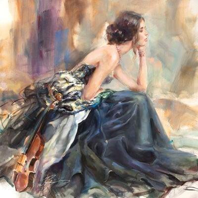 Pearl Bracelet ~ Anna Razumovskaya