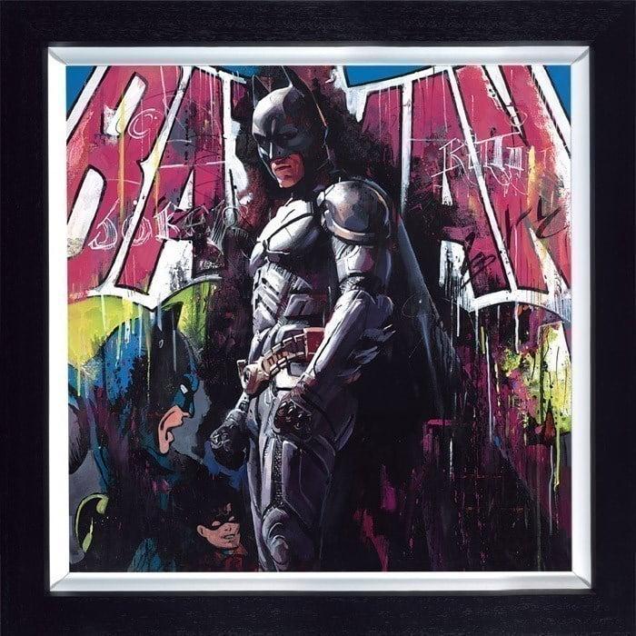 Gotham Hero ~ Zinsky