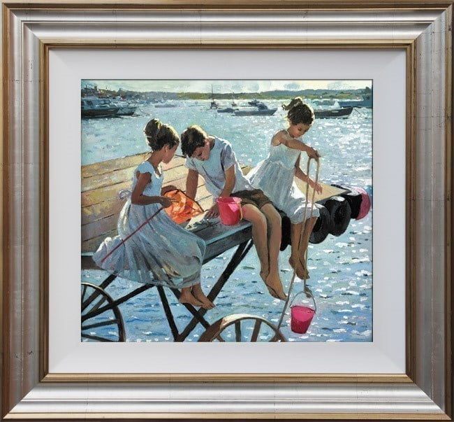 The Perfect Summer's Day ~ Sherree Valentine Daines