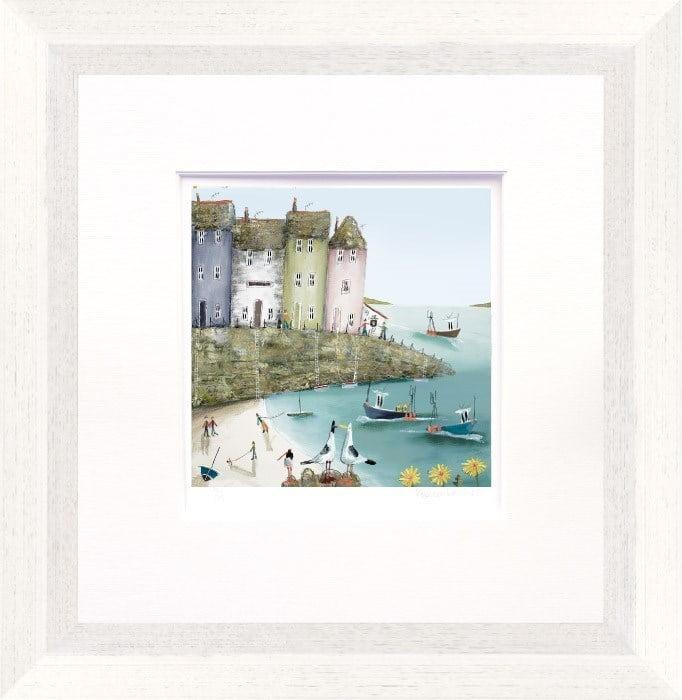 Across The Bay I ~ Rebecca Lardner