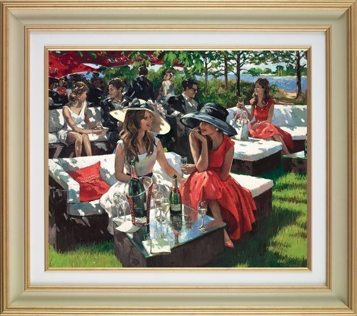 Champagne Bollinger Afternoon (Deluxe) ~ Sherree Valentine Daines