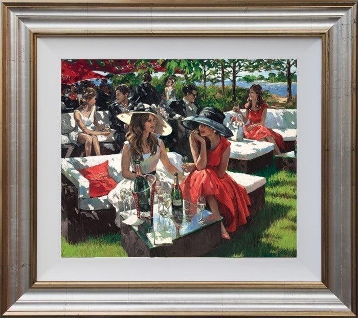 Champagne Bollinger Afternoon ~ Sherree Valentine Daines