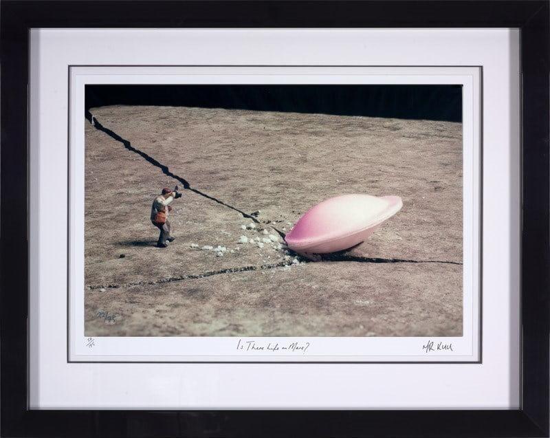 Is There Life on Mars ~ Mr Kuu