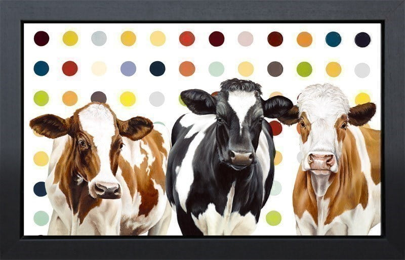 Damien's Herd ~ Hayley Goodhead