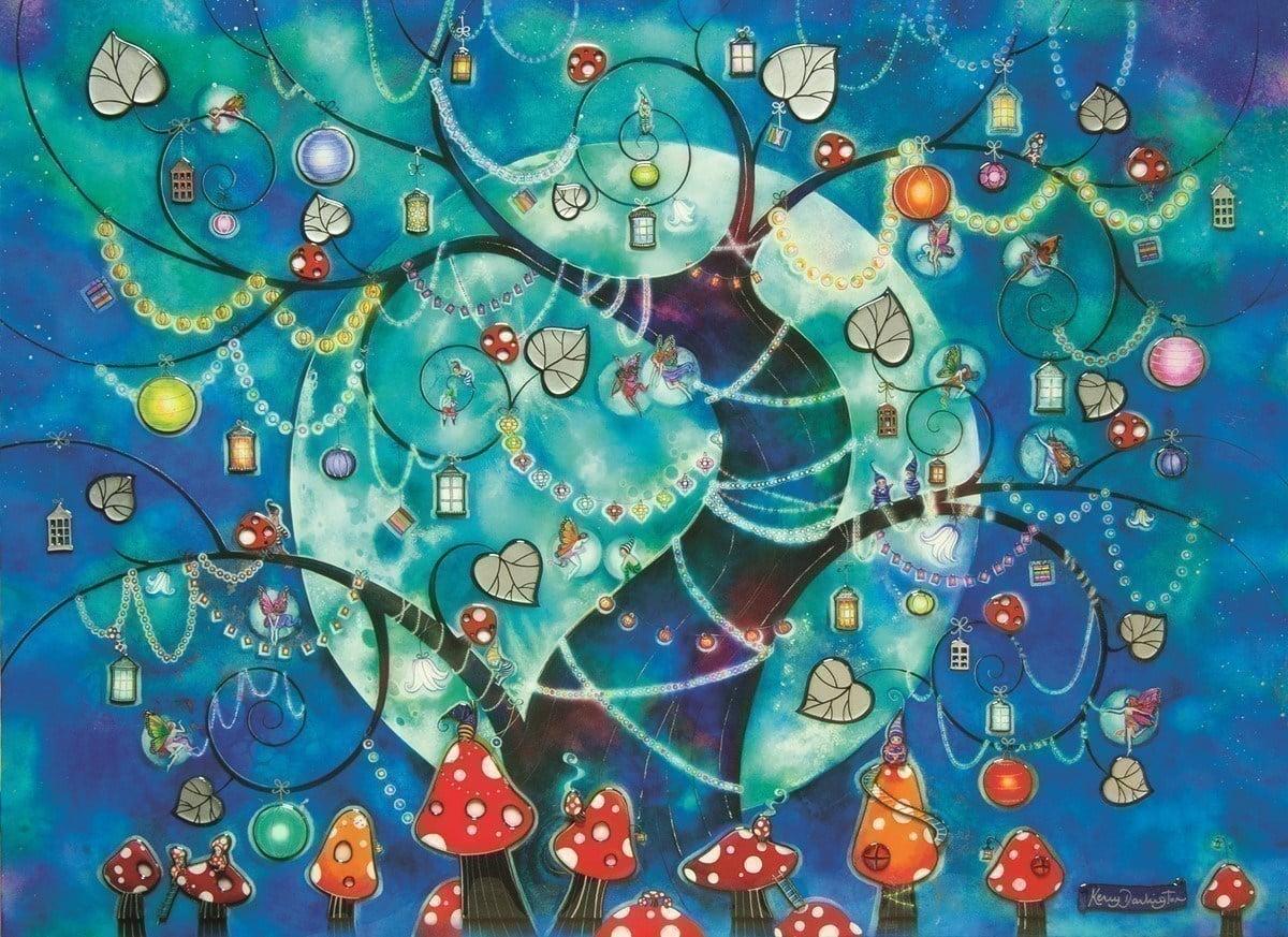Fairy Lanterns ~ Kerry Darlington