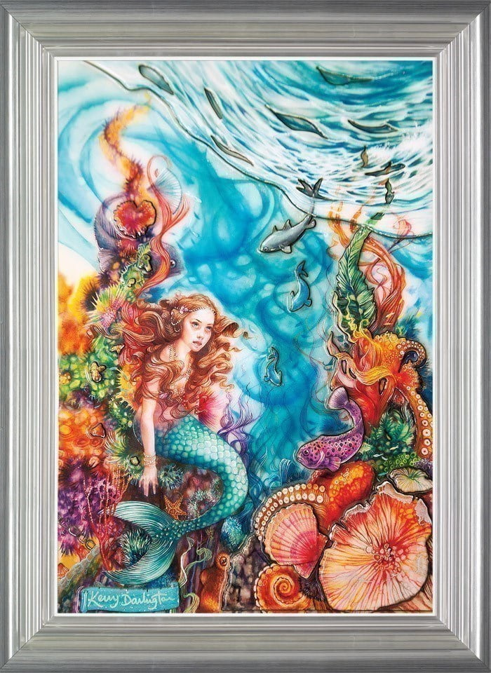Little Mermaid ~ Kerry Darlington