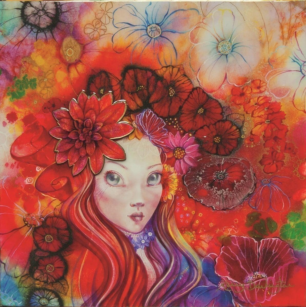 Poppy ~ Kerry Darlington