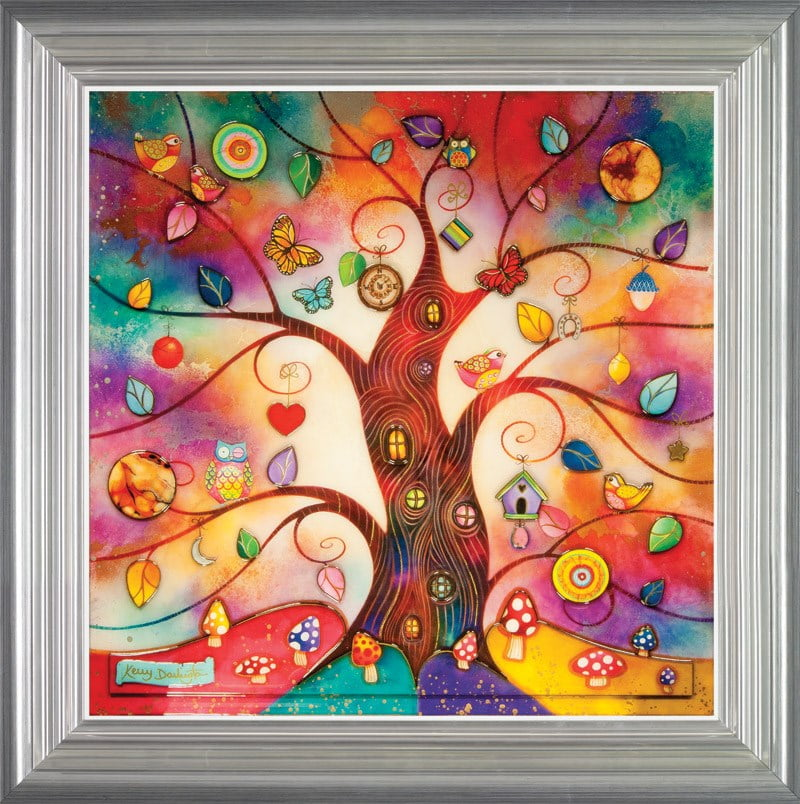 Rainbow Tree ~ Kerry Darlington