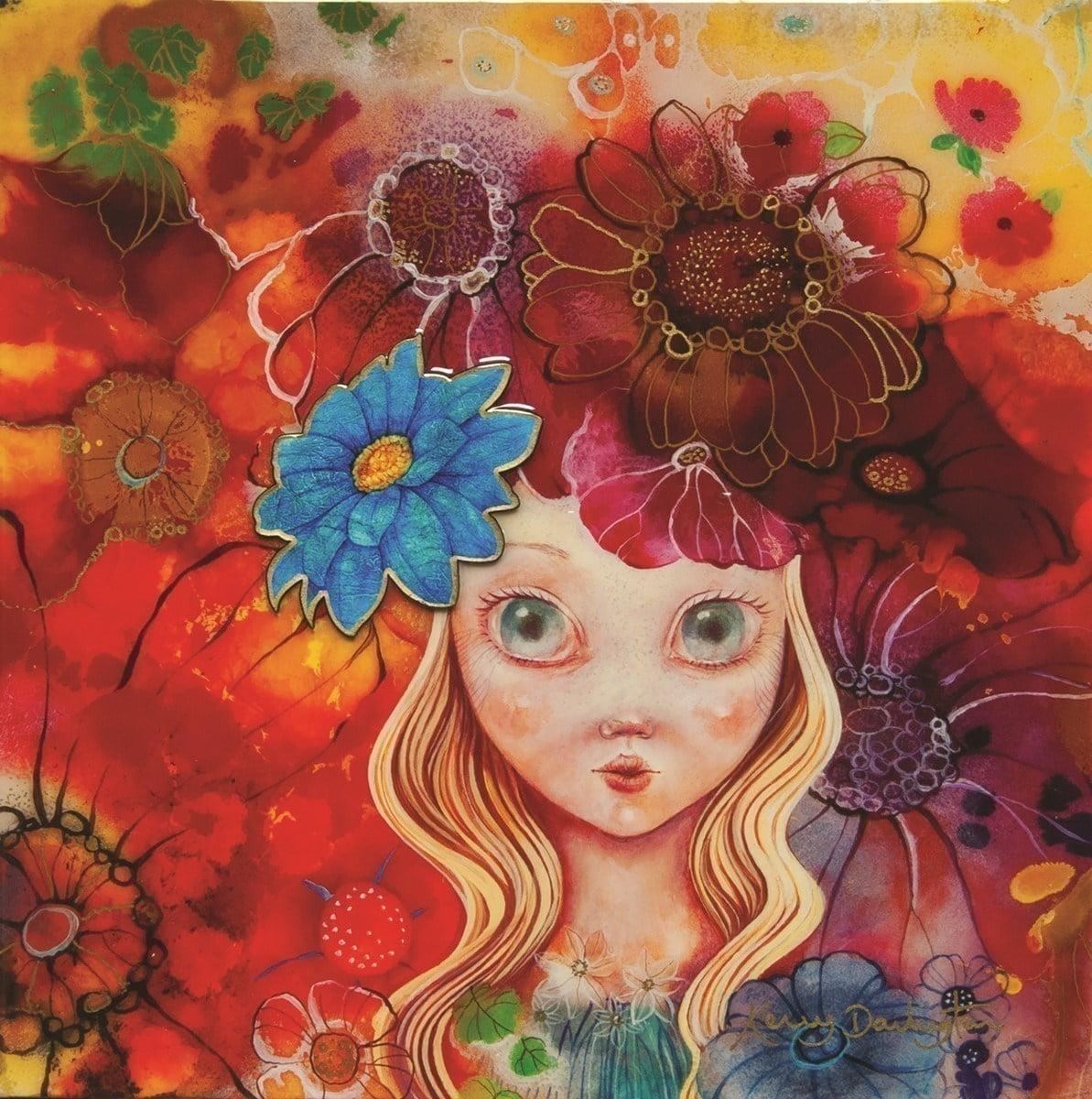 Rosebud ~ Kerry Darlington