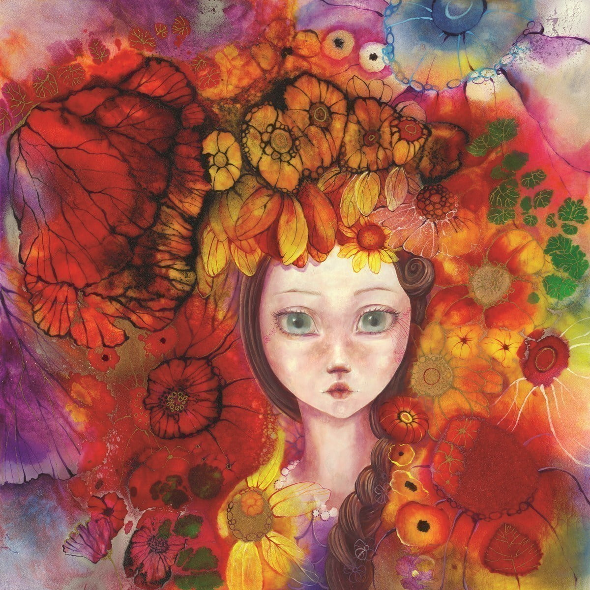 Sunflower ~ Kerry Darlington