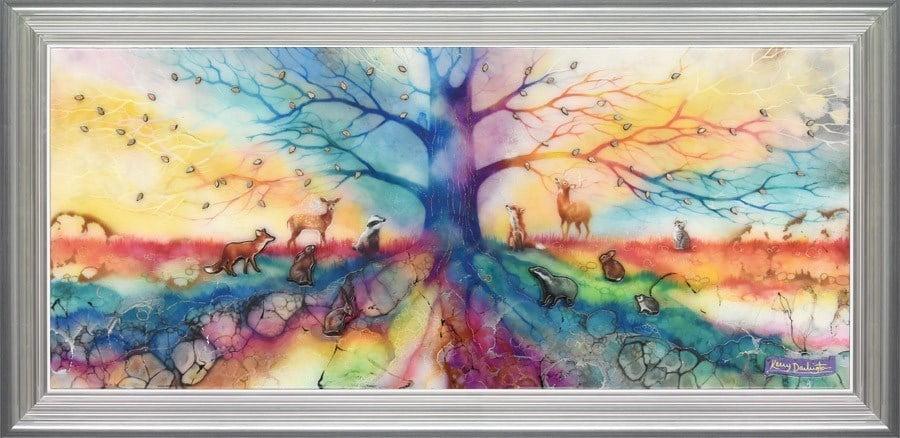 The Whispering Tree ~ Kerry Darlington
