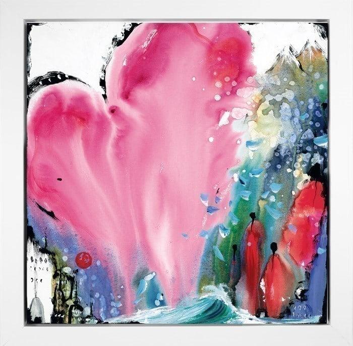 Heart of Hearts I ~ Danielle O'Connor Akiyama