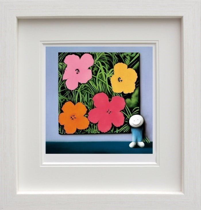 Andy's Flowers ~ Doug Hyde