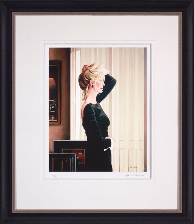 Black on Blonde ~ Jack Vettriano