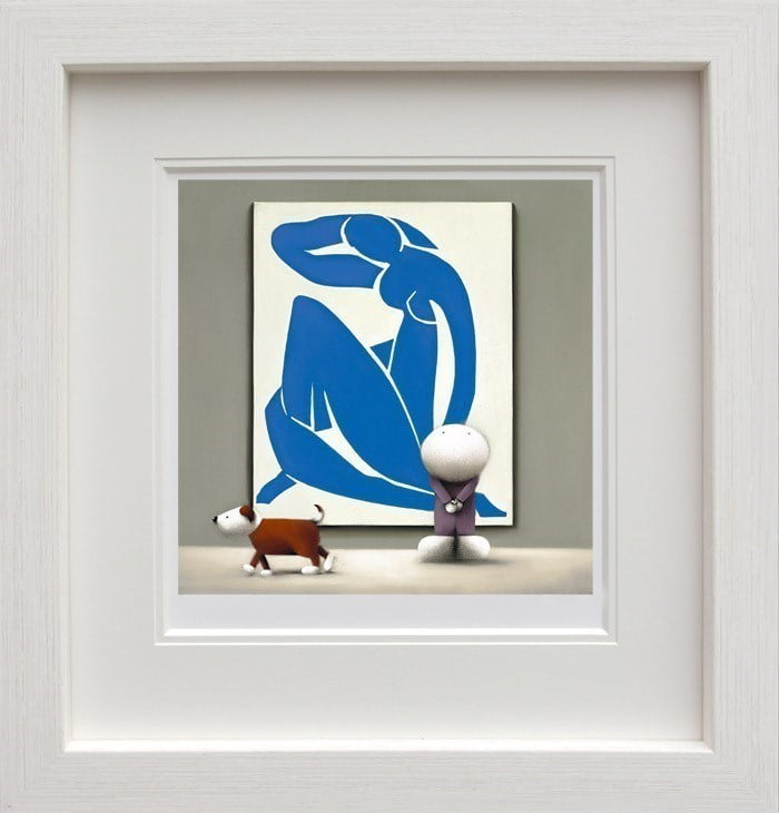 Dogmatic Views About Matisse ~ Doug Hyde