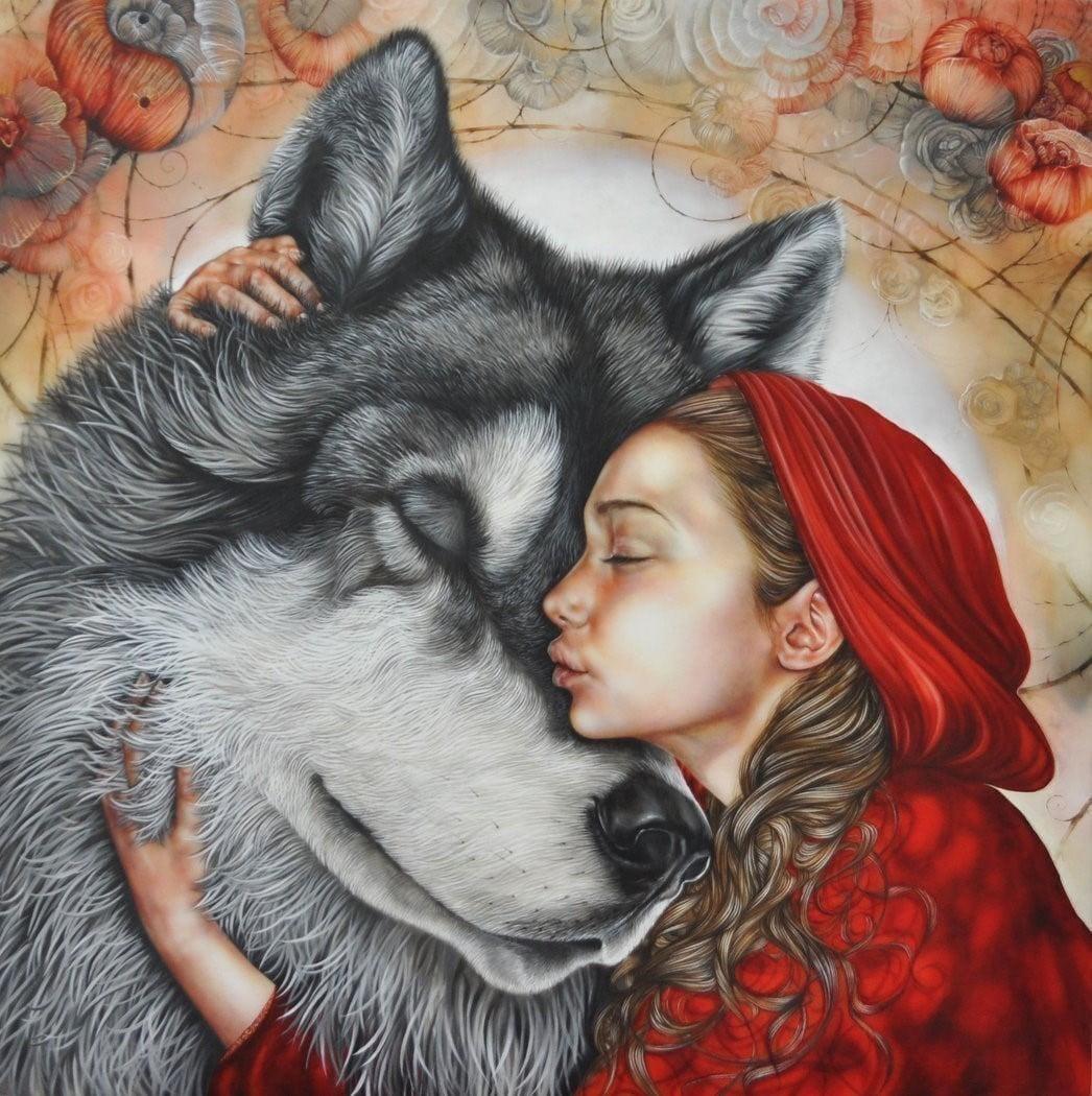 Little Red Riding Hood ~ Kerry Darlington