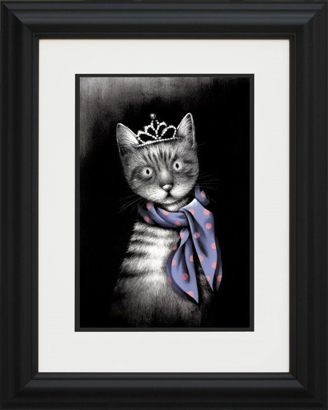 Miss Purrfect ~ Doug Hyde