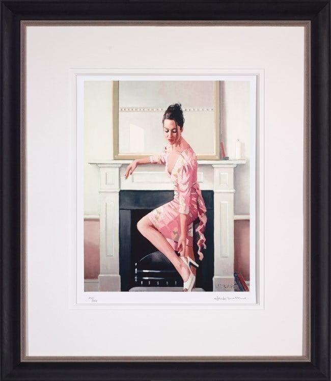 Models in Westwood ~ Jack Vettriano