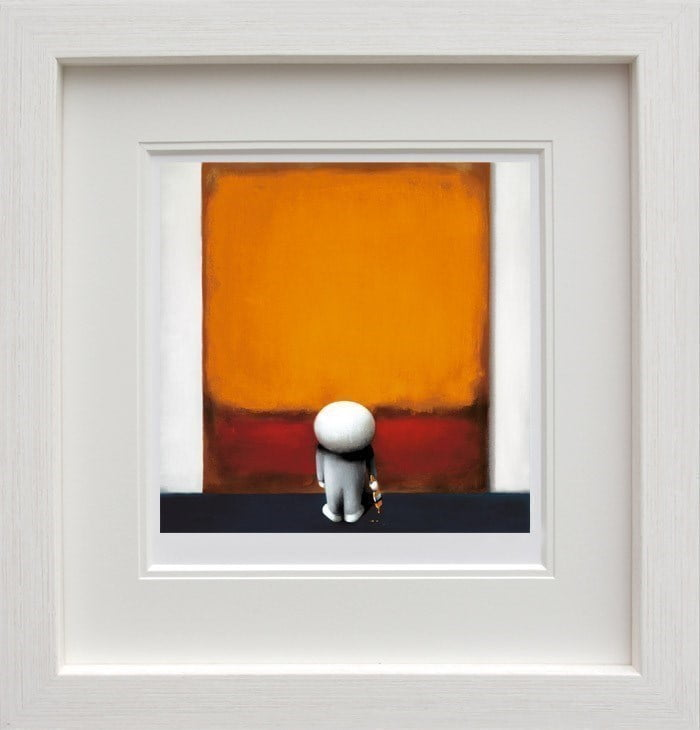Rothko's Brushstroke of Genius ~ Doug Hyde