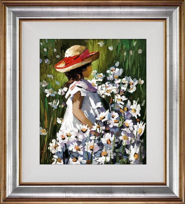 Midsummer Daisies ~ Sherree Valentine Daines
