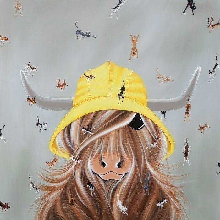 Raining Cats and Dogs . ~ Jennifer Hogwood