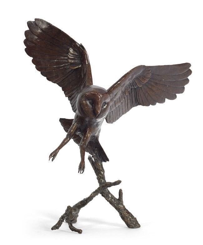 Nocturne (Owl) ~ Michael Simpson