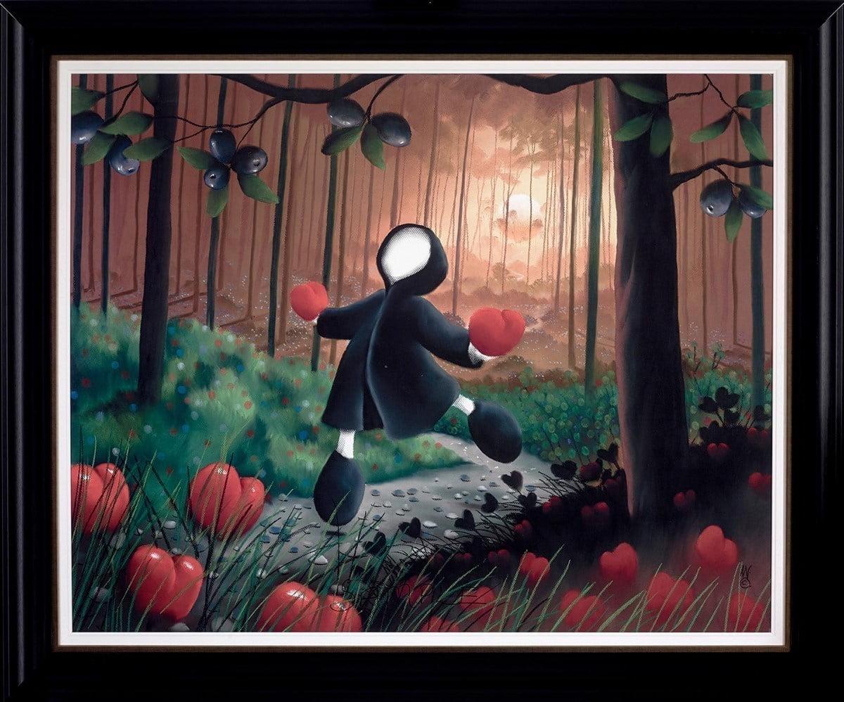 So Much Love (Path Hearts) ~ Mackenzie Thorpe