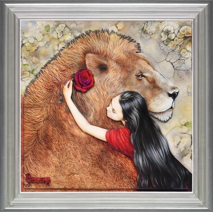 Beauty and the Beast ~ Kerry Darlington