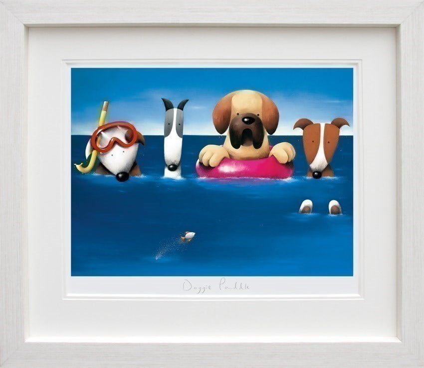 Doggie Paddle ~ Doug Hyde