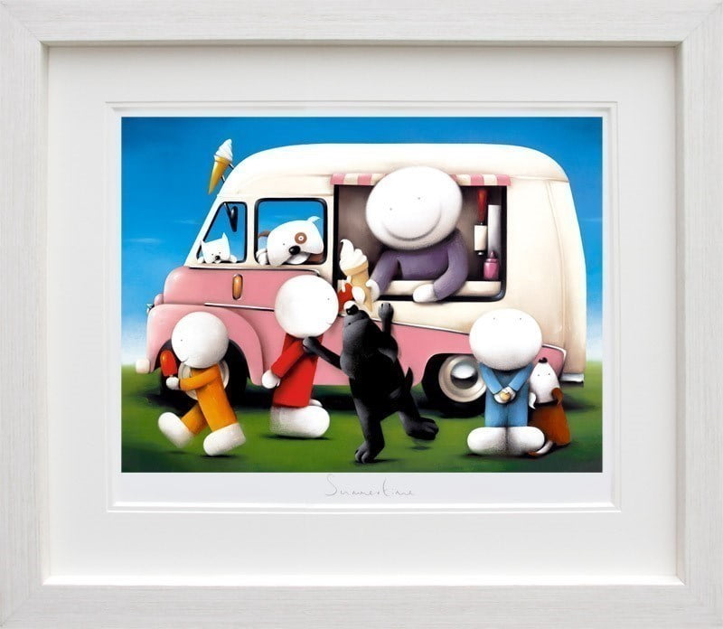 Summertime ~ Doug Hyde