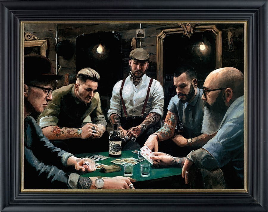 The Gentleman and Rogues Club ~ Vincent Kamp