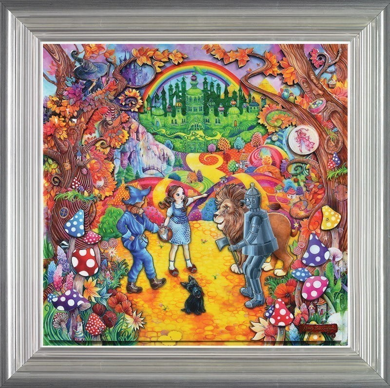The Wonderful Wizard of Oz ~ Kerry Darlington