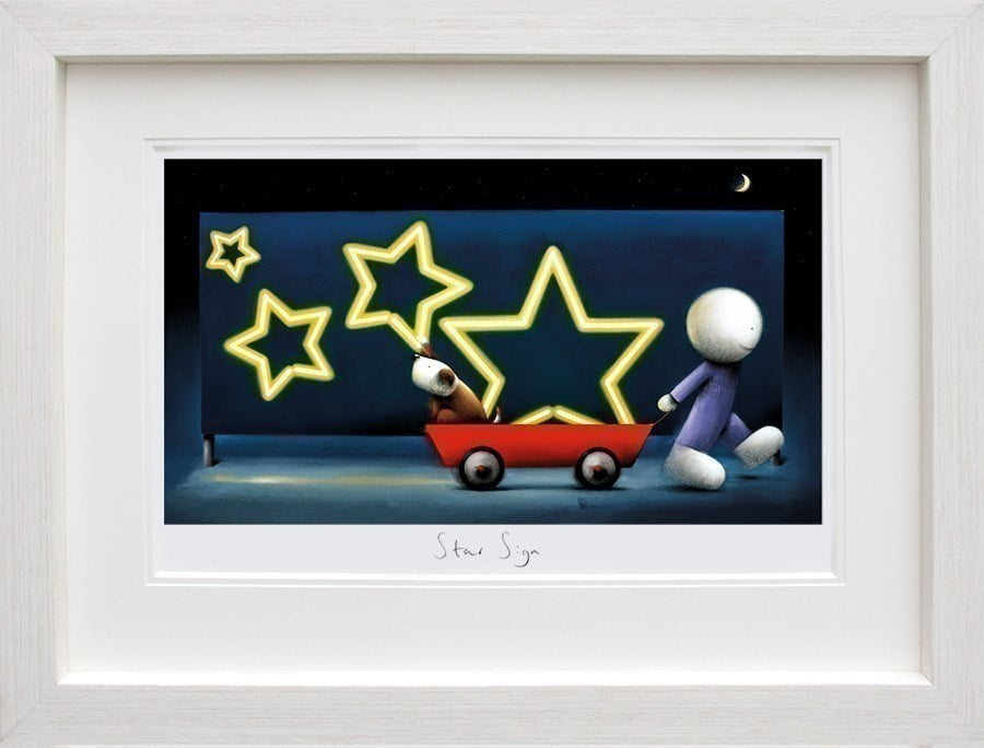Star Sign ~ Doug Hyde