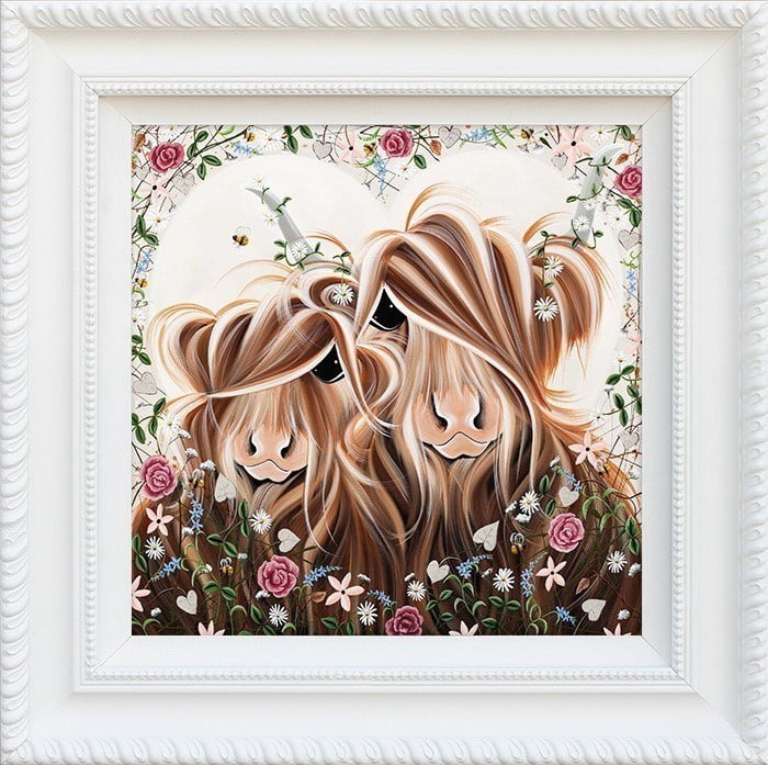 Blooming love ~ Jennifer Hogwood